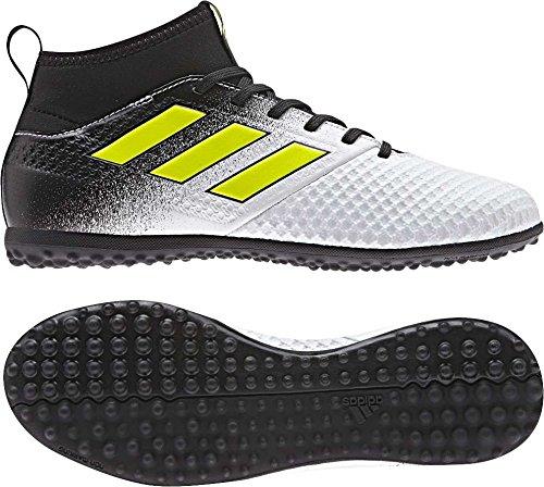adidas Jungen Ace Tango 17.3 TF J Fußballschuhe Mehrfarbig (Negbas / Negbas / Negbas)