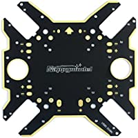 Happymodel HMF U580PRO Frame Center Circuit Plate Board PCB Board with Lower Board
