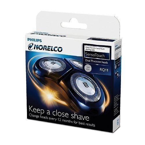 NEW Philips Norelco Rq11 Rq 11 Sensotouch 2d 1180 1160 1150 Shaver/razor Heads Good Product Fast Shipping (Philips Norelco Rq11 Replacement Head For Sensotouch)