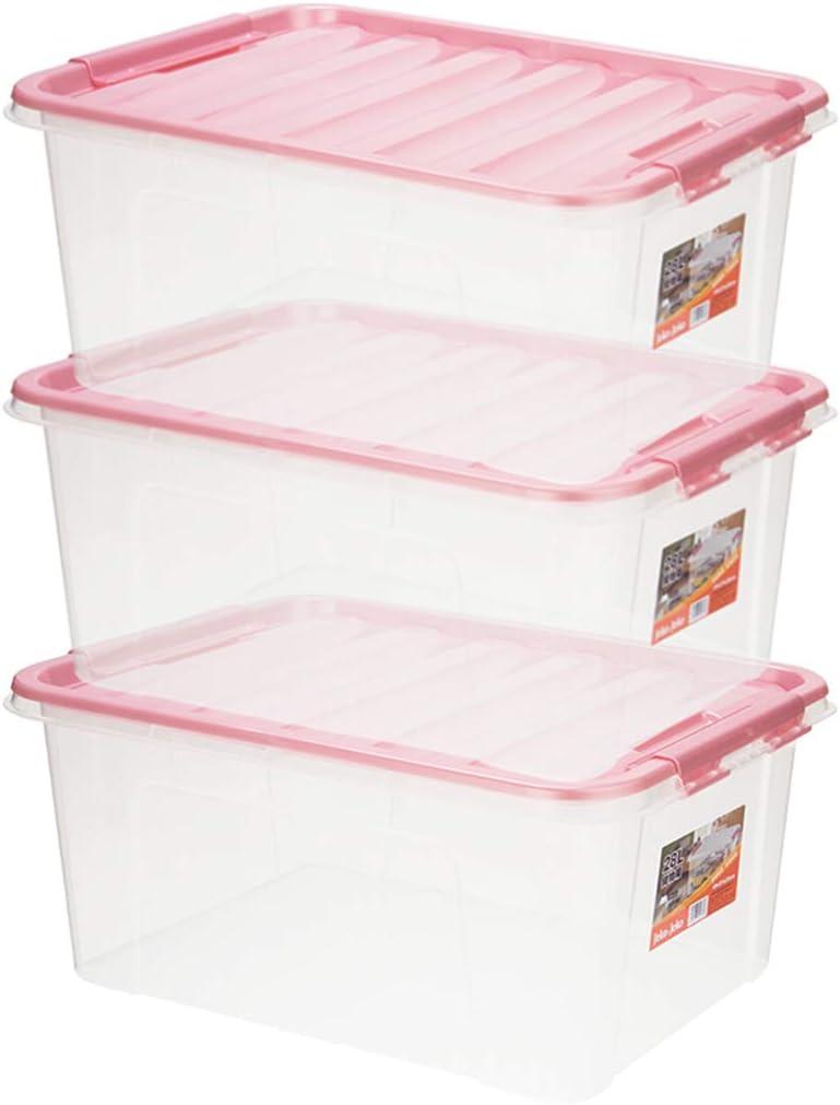 Caja de almacenamiento de 28L / 35L / 60L / 100L Caja de cierre ...