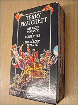 By Terry Pratchett Eric Discworld Novels First Edition Printing Paperback Amazon Co Uk Terry Pratchett 8601409735504 Books
