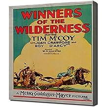 Poster - Winners of the Wilderness_01 - Canvas Art Print - Wall Art - Canvas Wrap