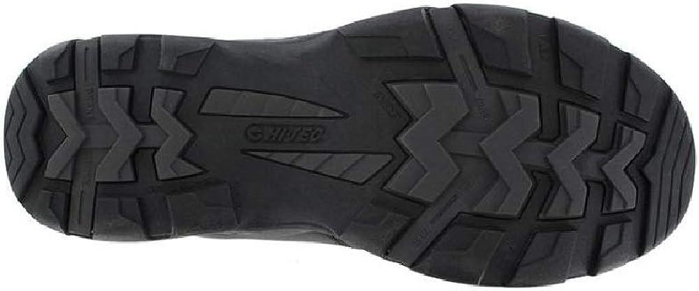 Hi-Tec Mens Eurotrek III Waterproof High Rise Hiking Boots