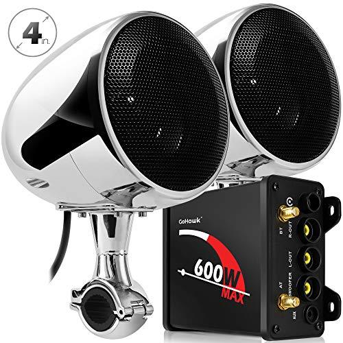 GoHawk TN4 2.1 Channel Amplifier 4