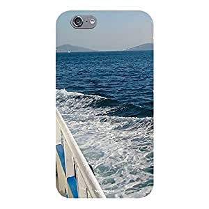 Homesogood Blue Ocean Beauty Multicolor Case For iPhone 6 (Back Cover)