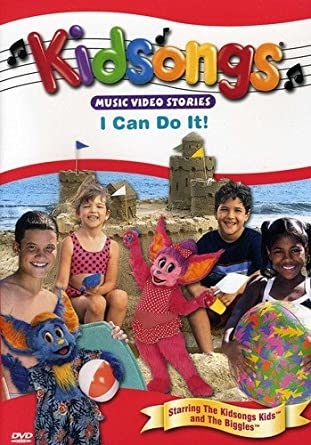 Amazon Com Kidsongs I Can Do It The Kidsongs Kids Bruce Gowers