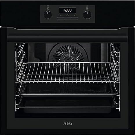 AEG BES331110B - Horno (Medio, Horno eléctrico, 71 L, 3500 W, 71 L ...