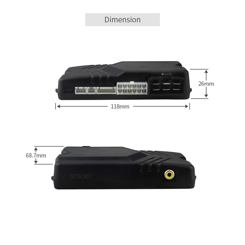 EASYGUARD 2 Way Car Alarm System EC201-M9 with 1.73 inch Big LCD Pager Display Remote Starter Turbo Timer Mode Shock Warning DC12V Zhongshan EASYGUARD electronics ltd