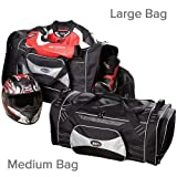 BILT Gear Bag - MD, Black/Gray