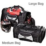BILT Gear Bag - MD, Black/Gray