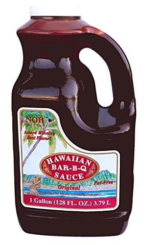 - NOH Foods of Hawaii Hawaiian, 128 Ounce, Bar-B-Q Sauce Original