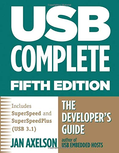 Usb Complete 5th Edn  The Developer's Guide  Complete Guides