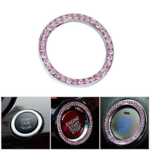 car accessories interior pink - 6