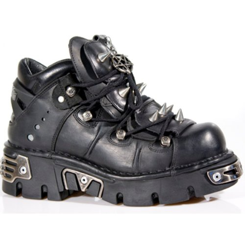 NEWROCK New Rock Stivali Stile 110 S1 Nero Unisex