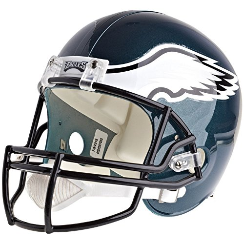 Philadelphia Eagles Officially Licensed VSR4 Full Size Replica Football Helmet