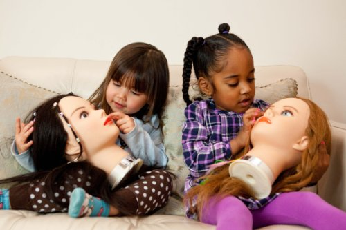 My BeautyShop Pal, Sara Doll & Hair Accessory Kit