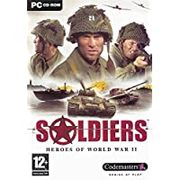 Soldier: Heroes of World War II (PC DVD)