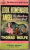 download ebook look homeward, angel 2: the adventures of young gant pdf epub