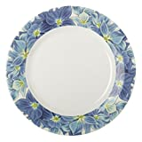Portmeirion Botanic Blooms Hydrangea Dinner Plate (Set of 4)