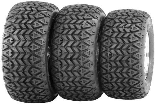 ITP All Trail XLT Golf Cart Tire – Front/Rear – 22x10x10 , Position: Front/Rear, Tire Ply: 4, Rim Size: 10, Tire Size: 22x10x10, Tire Type: ATV/UTV, Tire Application: General 5000606