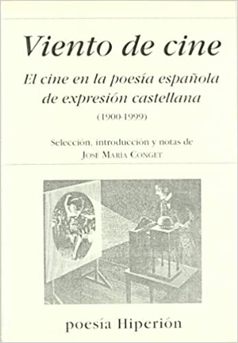 Cine y Poesía (Spanish Edition)