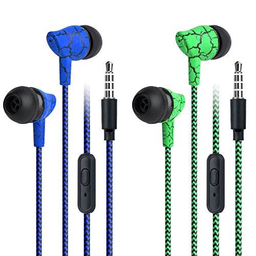 Pofesun Earbuds Earphones Headset Controller product image