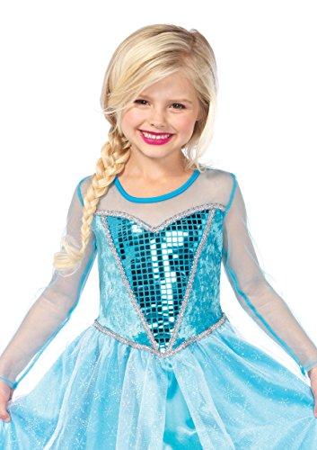 [Leg Avenue Children's Fantasy Snow Queen Costume] (Child Fantasy Snow Queen Costumes)