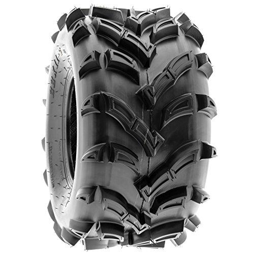 SunF ATV UTV Mud & All Terrain Tires 22x11-9 22x11x9 6 PR A024 (Set pair of 2) by SunF (Image #6)