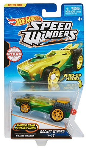 Hot Wheels Speed Winders Twist Tuner (Rubber Band Winder)
