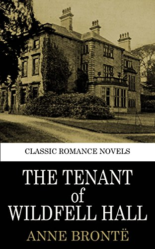 essays on the tenant of wildfell hall