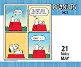 Peanuts 2021 Day-to-Day Calendar