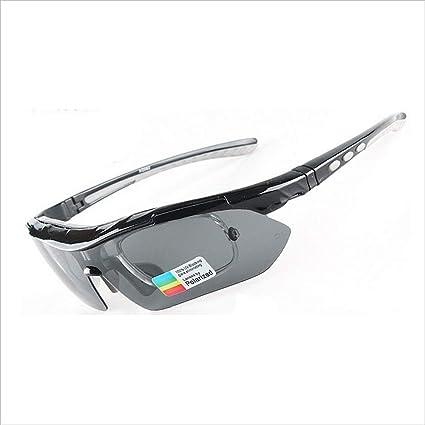 Gafas de sol de ciclismo Gafas de sol deportivas con marco ...