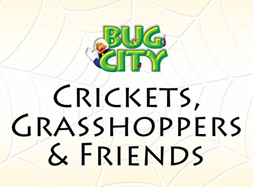- Crickets, Grasshoppers & Friends