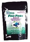 HOME GROWN PONICS   Fish Food #  96052 Natural fish food 75gm