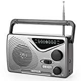 Best Fm Radio Receptions - SEMIER AM/FM Portable Radio, Best Reception Compact Transistor Review