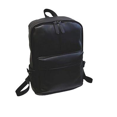 Women Basic PU Leather Stylish Backpack Purse Waterproof Nylon Anti-Theft  Rucksack Lightweight School Shoulder Bag  Amazon.co.uk  Shoes   Bags 53f8c78d399d0