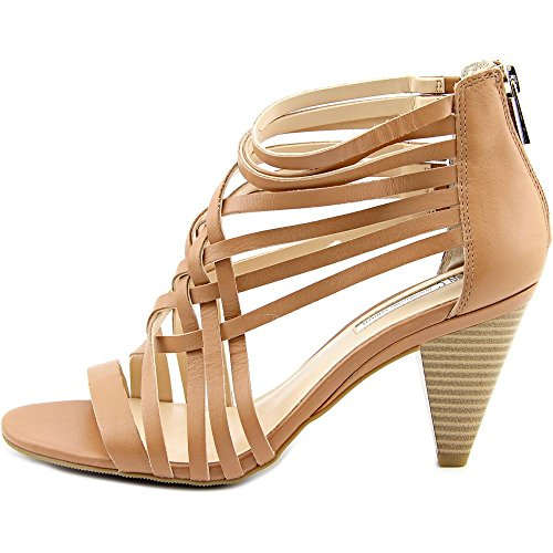 Inc Internazionale Concetti Womens In Pelle Garoldd Open Toe Casual Strappy San. Miele