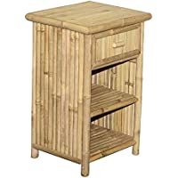 Night stand with drawer slim profile