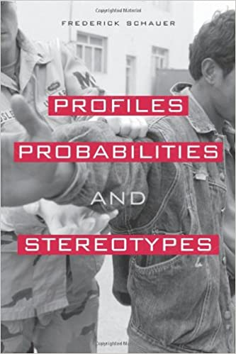 Profiles, Probabilities and Stereotypes