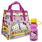 Zak! Hello Kitty DuraSak Lunch Bag and 14-Ounce Triton Sport Bottle Lunchtime Set