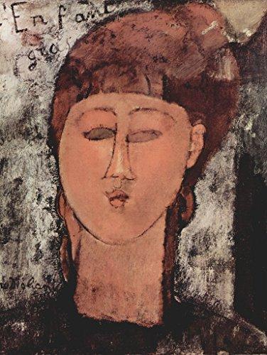 Lais Jigsaw Amadeo Modigliani - L'enfant gras 200 Pieces