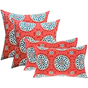 pillow potterybarn fan outdoor pottery pin pinterest barn coral