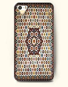 iPhone 5/5S Case, SevenArc Phone Cover Series for Apple iPhone 5 5S Case (DOESN'T FIT iPhone 5C)-- Floral Carpet...