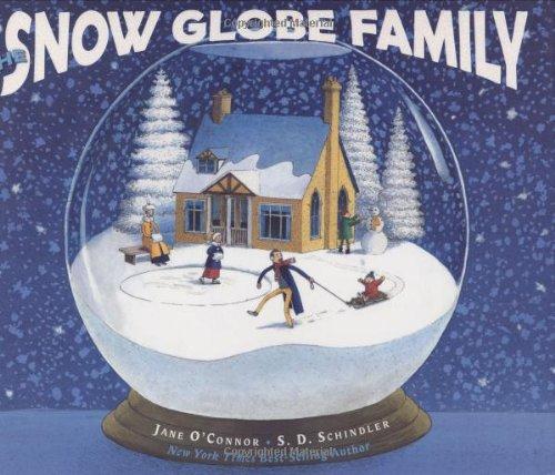 The Snow Globe Family - Natural Snowglobe