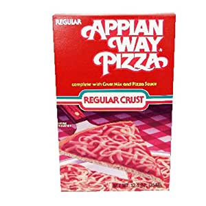 Appian Way Pizza Crust Mix (Pack of 12)
