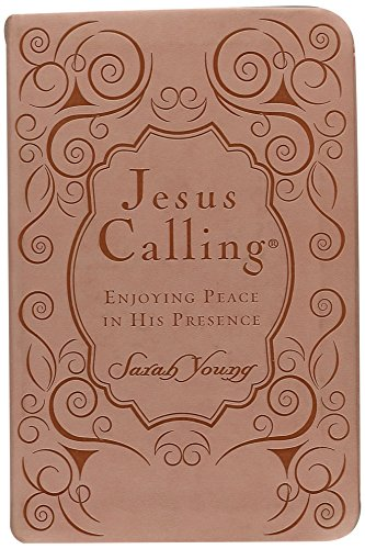 Sarah Young, Jesus Calling: Enjoying Peace in His Presence