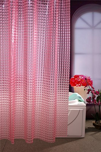 Wimaha Peepholes Design Shower Curtain