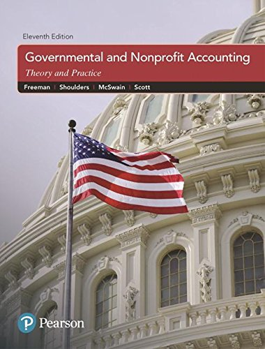 Governmental and Nonprofit Accounting (11th Issue)