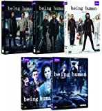 Being Human Complete (5pack/ Giftset/ DVD)