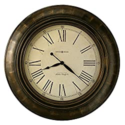 Howard Miller 625-618 Brohman Wall Clock